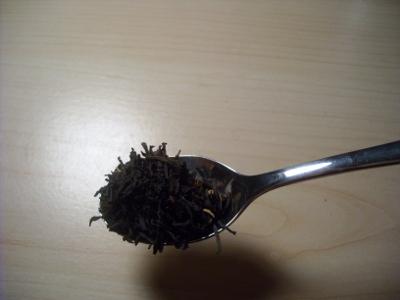 Thé noir Orange Douce : Cuillère